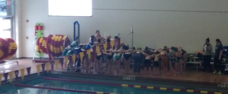 pool cheer